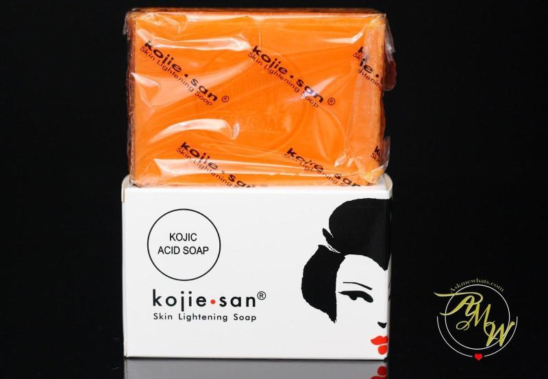 Buy koji-san Whitening soap 4pcs of 135g bundle pack Singapore