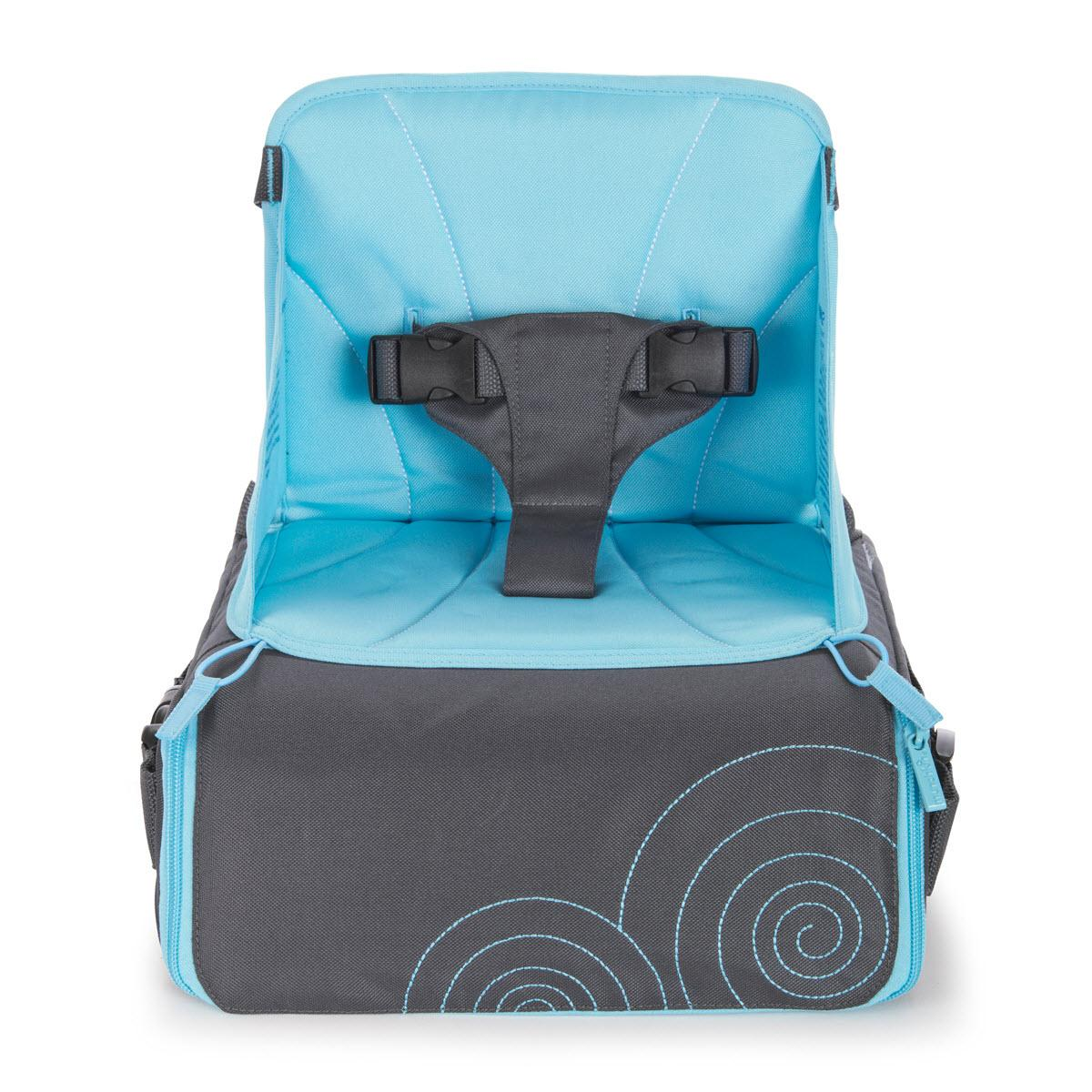 Review Brica Travel Booster Seat Brica
