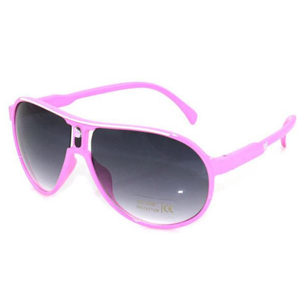 36bceb2e14 Allwin Child Cool Children Boys Girls Kids Plastic Frame Sunglasses Goggles  Eyewear pink