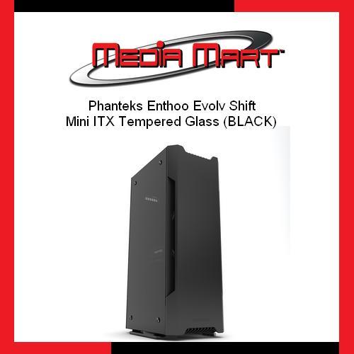Sale Phanteks Enthoo Evolv Shift Mini Itx Tempered Glass Black Singapore Cheap