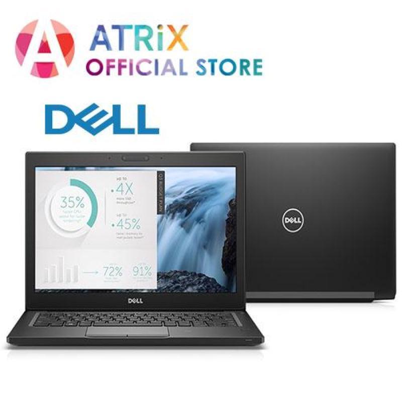 Dell Latitude 7280 | 12.5 FHD | Intel i5 (2.6GHz) | 8GB Ram | 256GB SSD | 3 Year Warranty | 1.18Kg