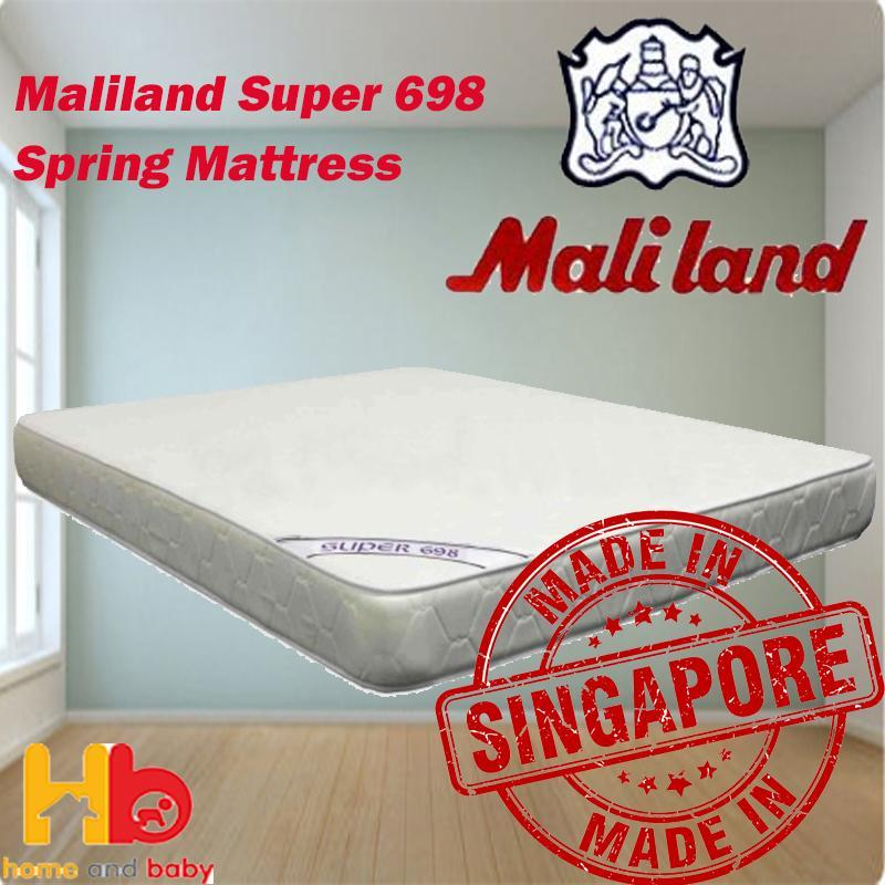 Maliland Super 698 Spring Mattress 6 inch