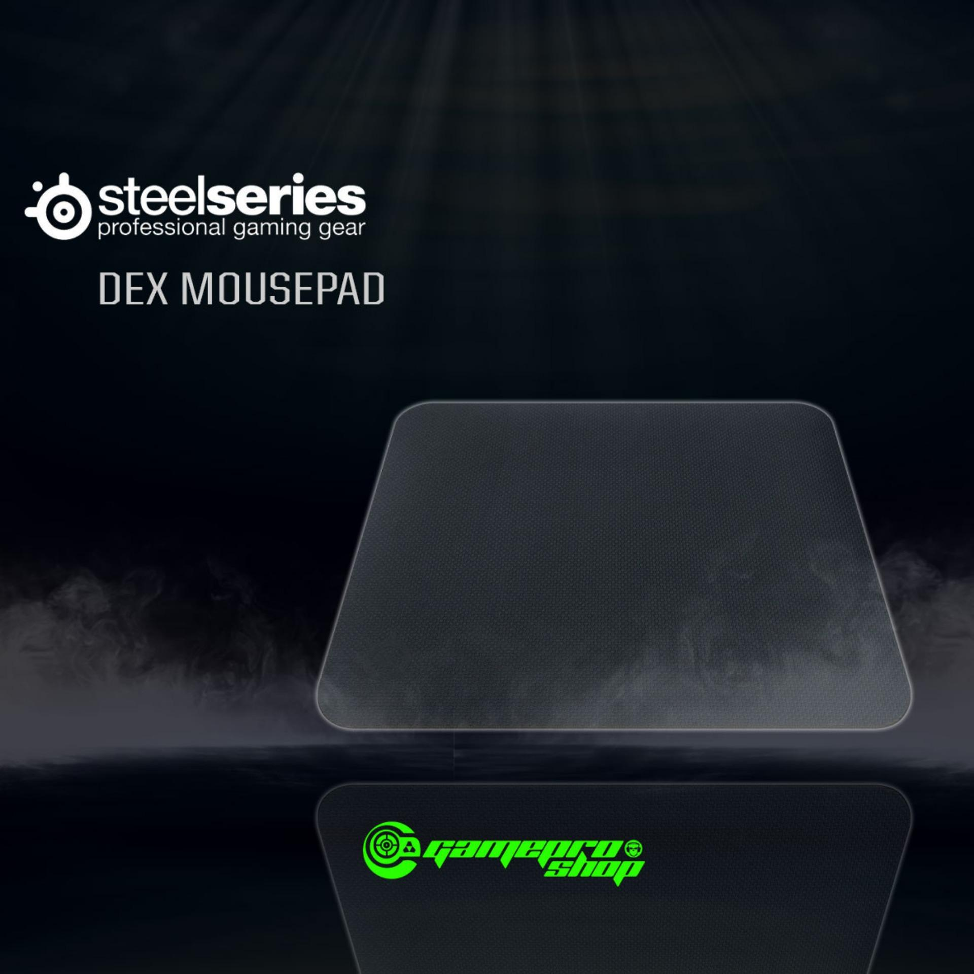 Steelseries 63500 Dex Mouse Pad Gss Promo Review