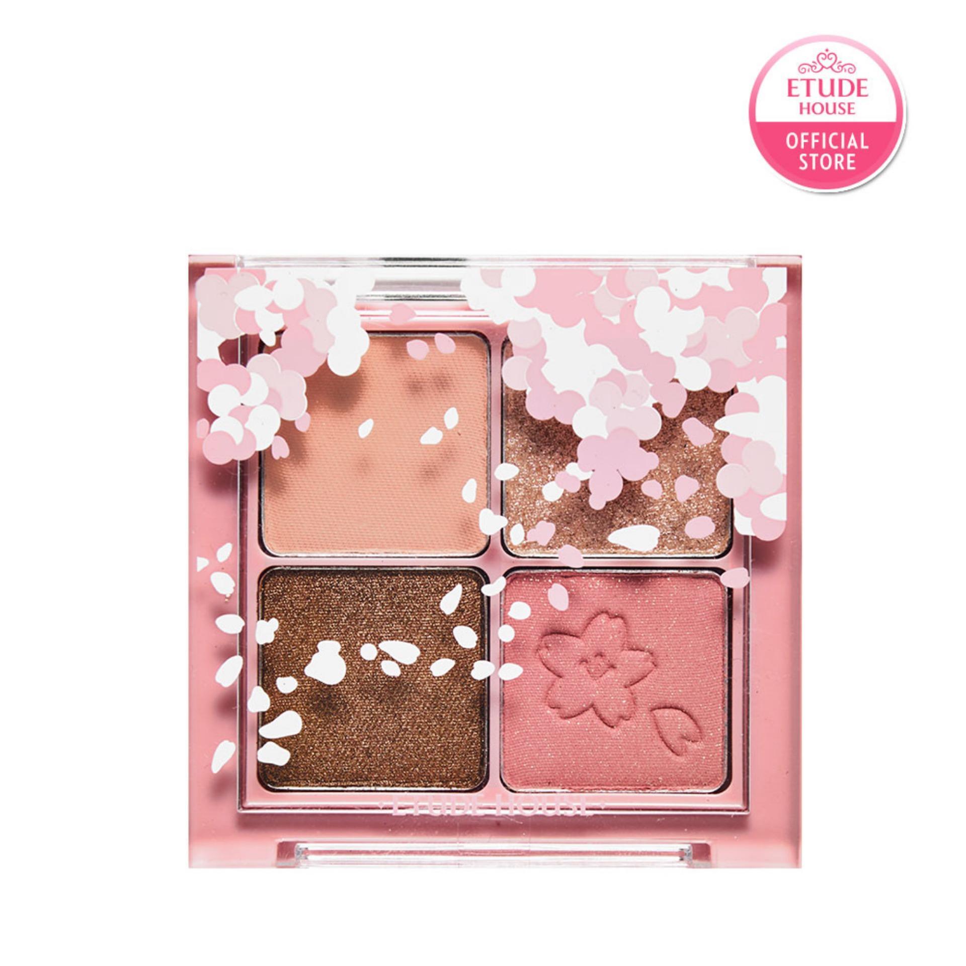 Etude House Cherry Blossom Blend For Eyes 1 Reviews