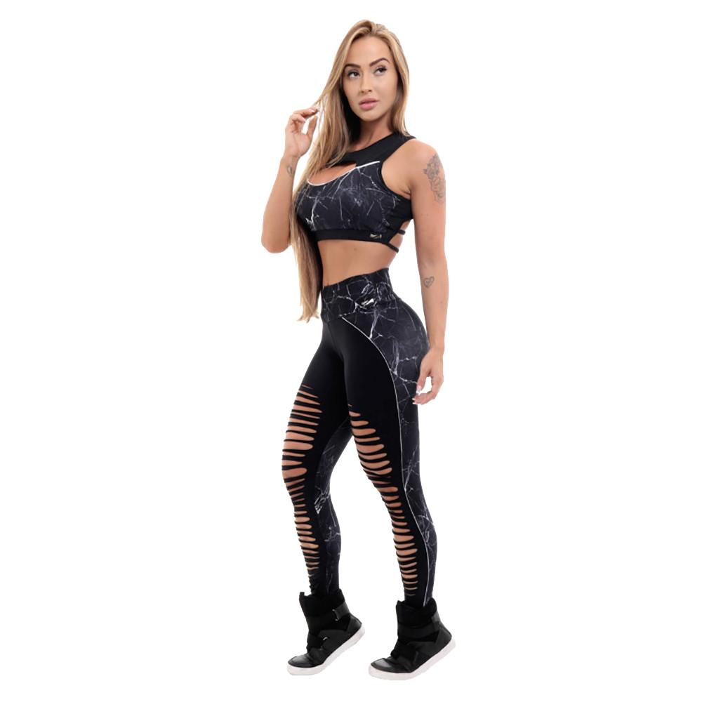 b6202f12d9a5d7 Laceyshop Women's Fashion Workout Leggings Fitness Sports Gym Running Yoga  Athletic Pants