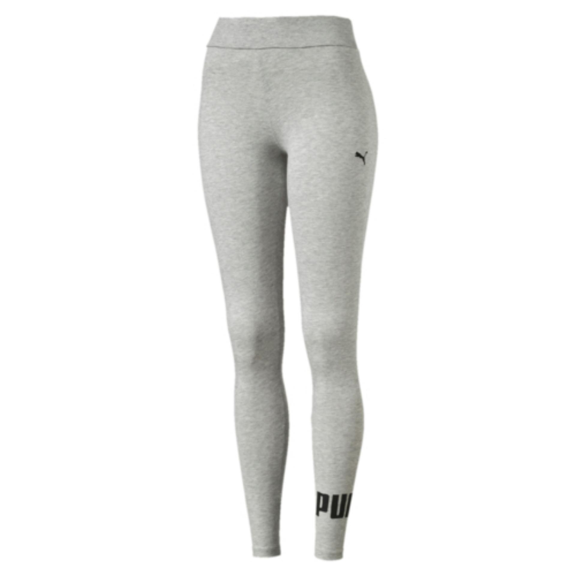 Where Can I Buy Puma Ess No 1 Leggings Light Gray Heather