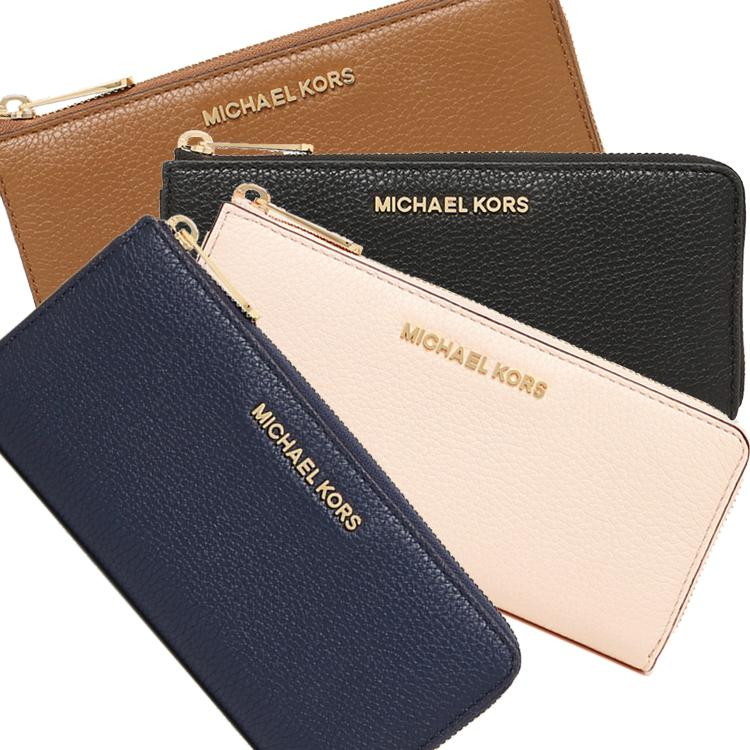 Michael Kors Bedford Large Three Qtr Zip Wallet Reviews