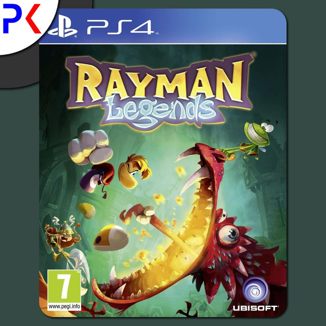 Purchase Ps4 Rayman Legends R2