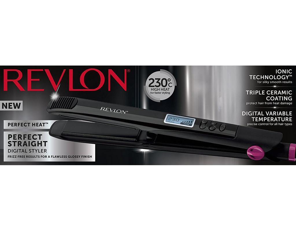 Revlon RVST2165UK Straightener (EXPORT)