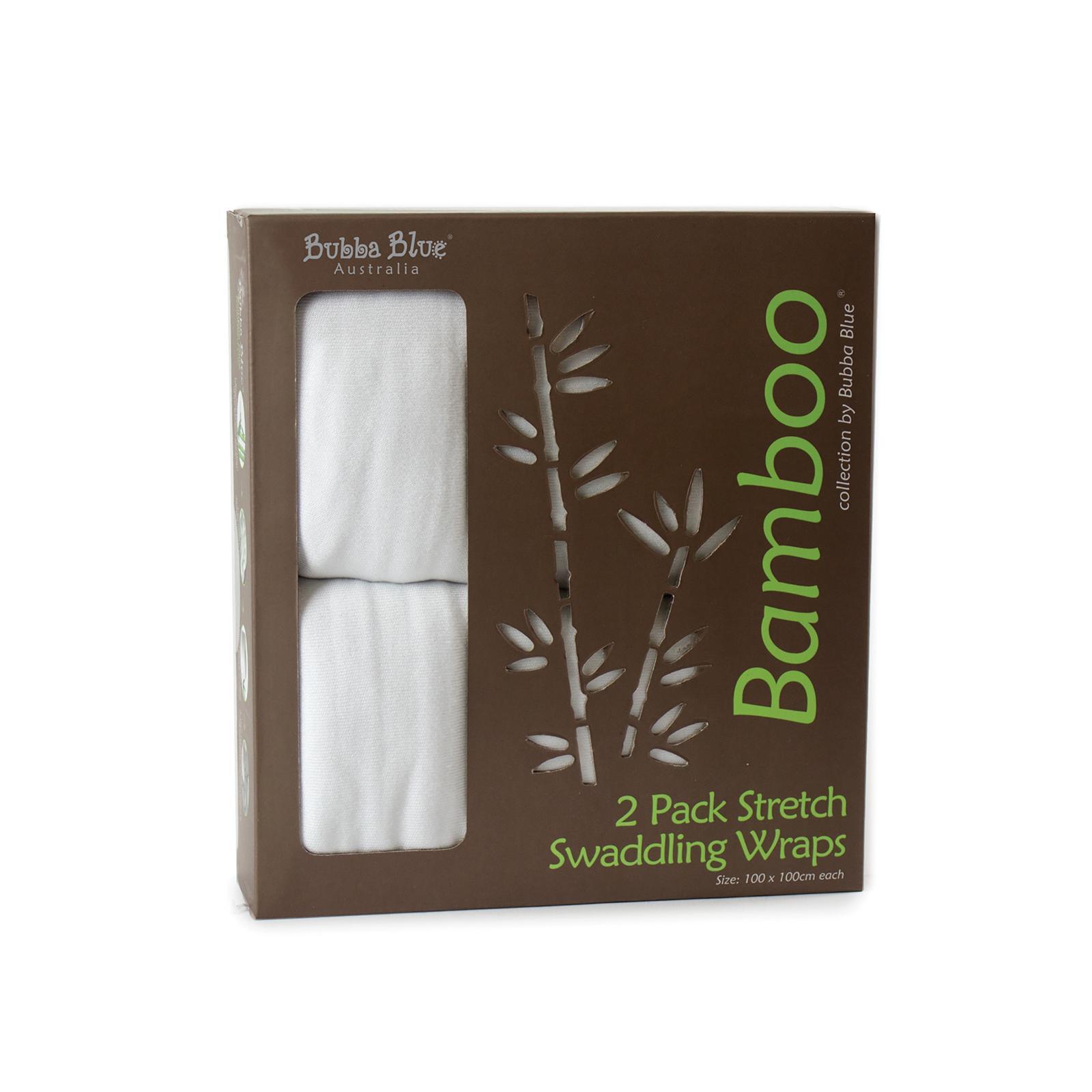 Bubba Blue Bamboo 2PK Jersey Wraps