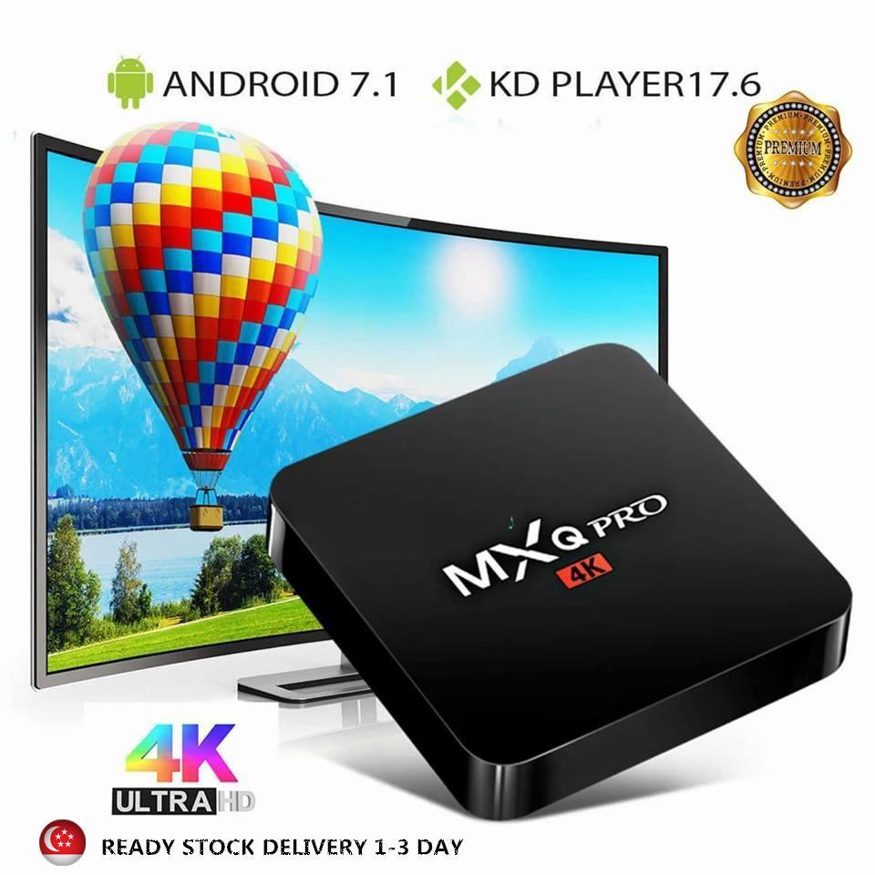 Sale Tv Box Mxq Pro4K Android Box Iptv Tvbox Nbsp Oem