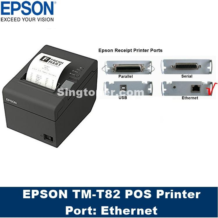EPSON TM-T82 PRINTER DRIVER