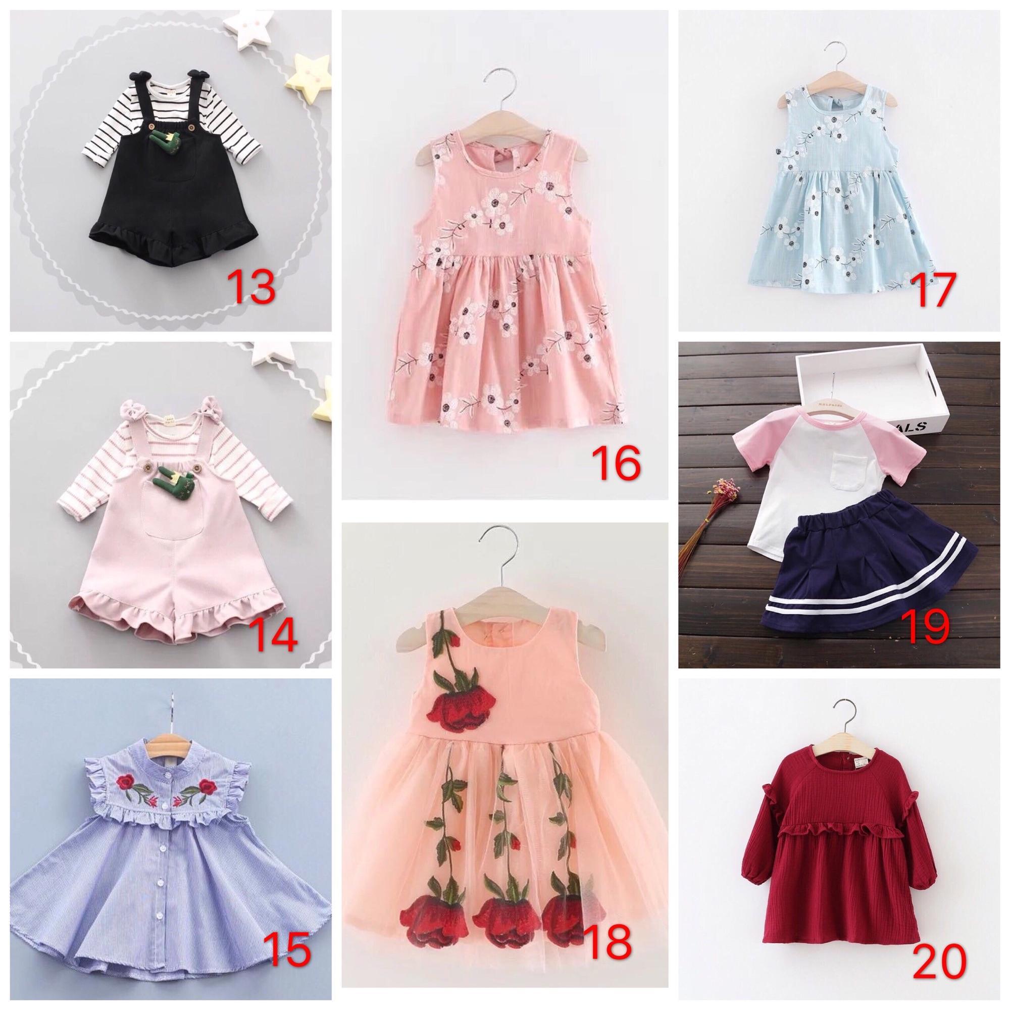 Shop Baby Girl Dresses line Singapore