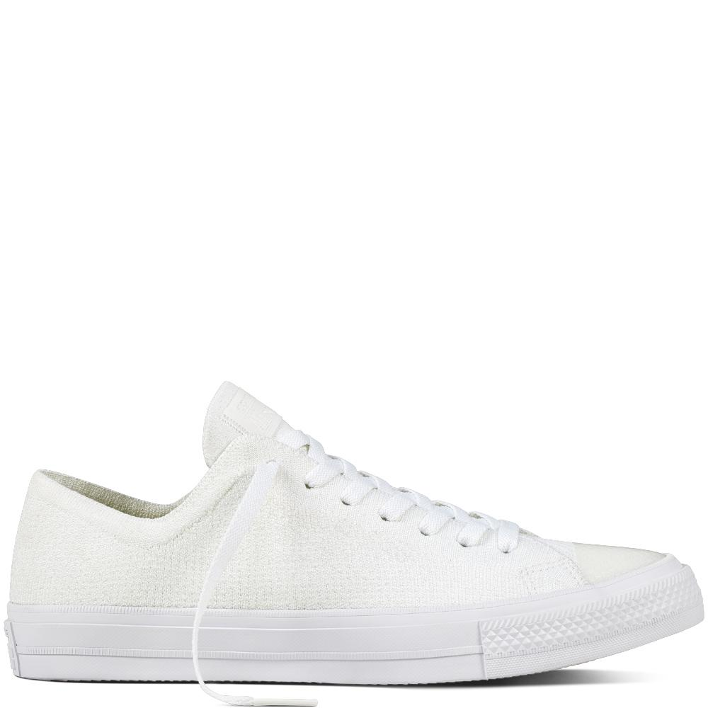 58e64fb93f29 Converse Chuck Taylor All Star X Nike Flyknit Low Top Unisex Shoes 157592C
