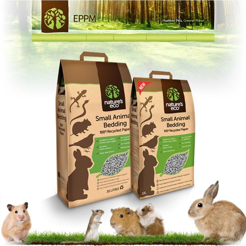 Buy 1 Get 1 Free! Nature's Eco Small Animal Bedding (30L)