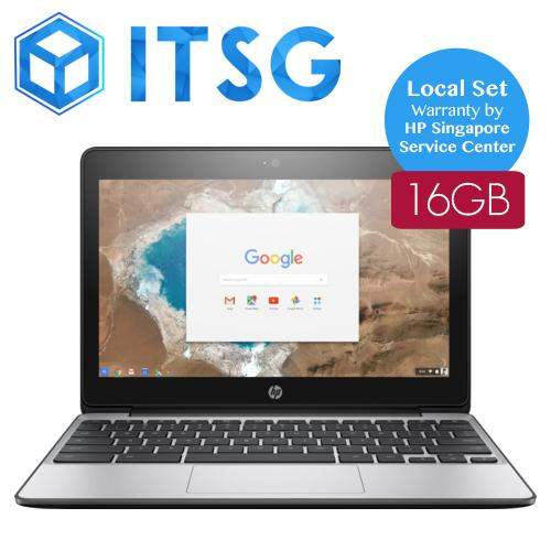 Buy Hp Chromebook 11 G5 Chrome Os 16Gb Cheap On Singapore