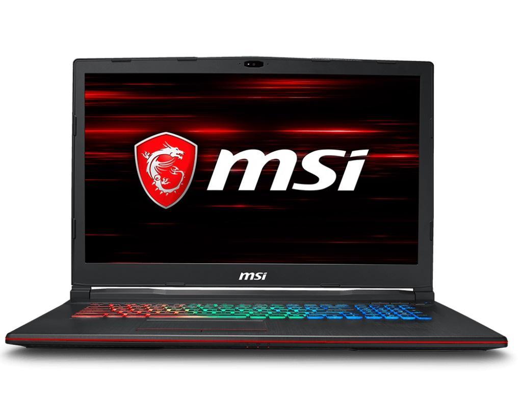 MSI GP73 Leopard 8RE 9S7-17C522-281 4719072578787 17.3INCH FHD ANTI GLARE GeForce® GTX 1060, 6GB GDDR5 Coffeelake i7-8750H+HM370 DDR IV 16GB*1