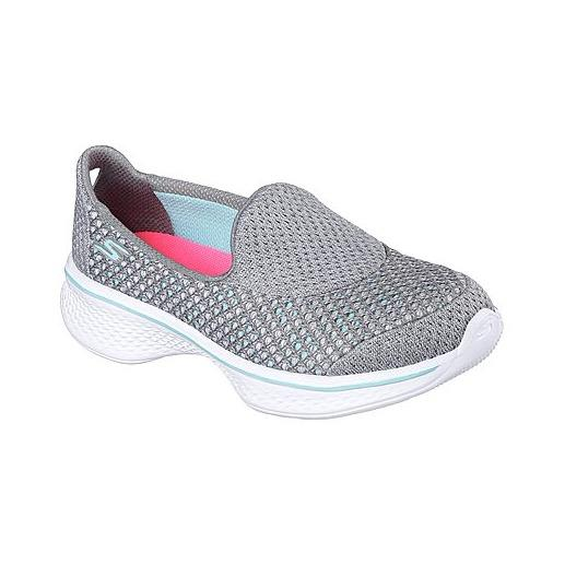 Sale Skechers Girls Womens Go Walk 4 81118L Gytq Online Singapore