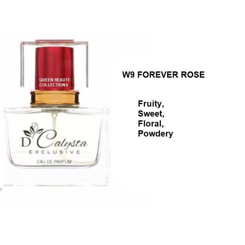 W9: FOREVER ROSE