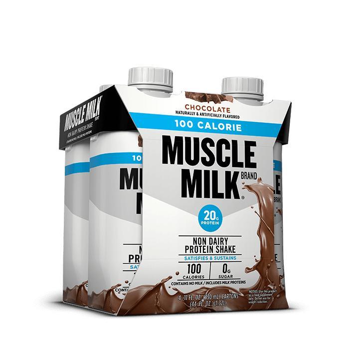 Sale Muscle Milk 100 Calories Protein Shake Chocolate X12 Btles Singapore