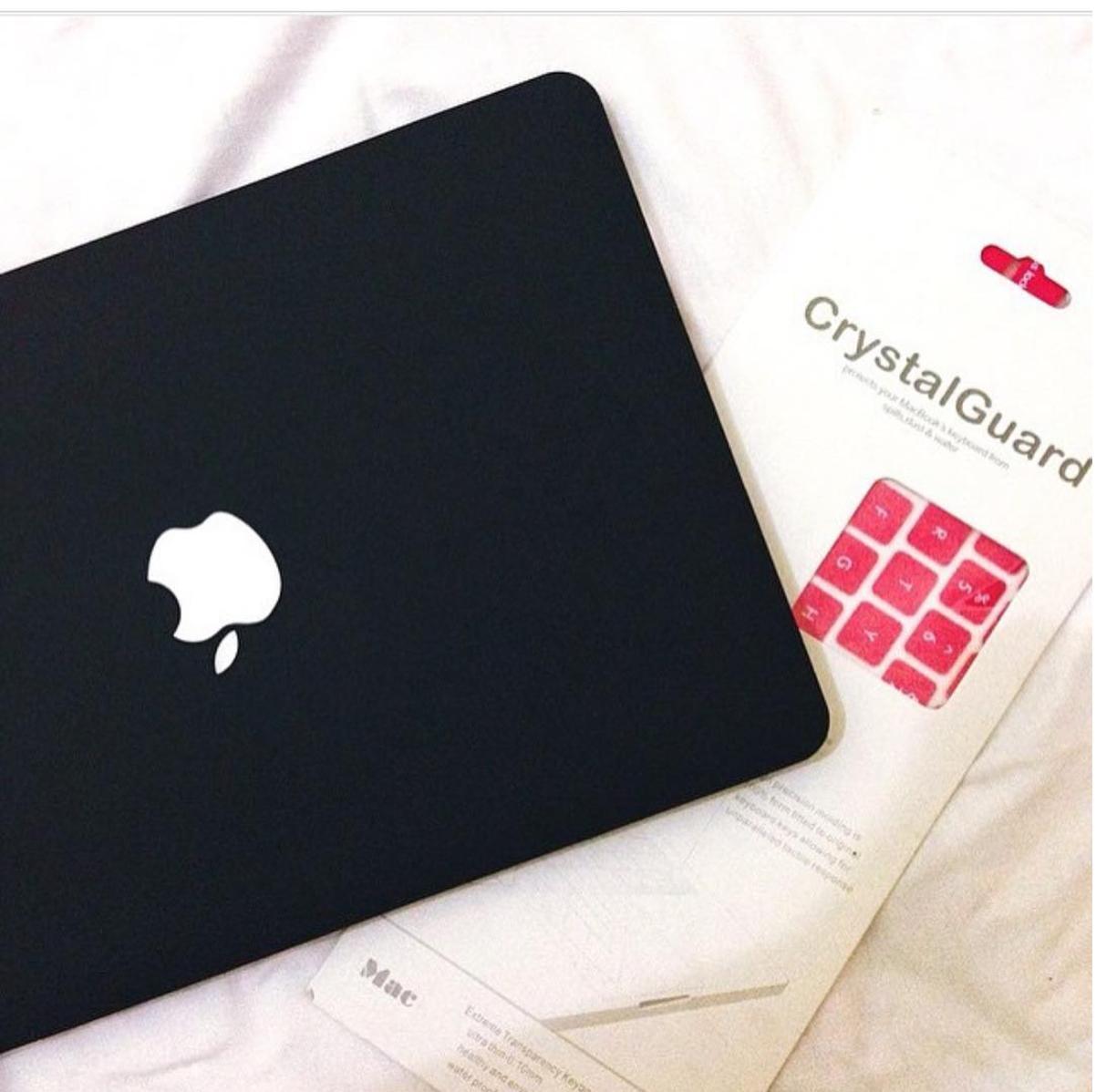 Sale Macbook Air 13 Hard Covers Black Online On Singapore