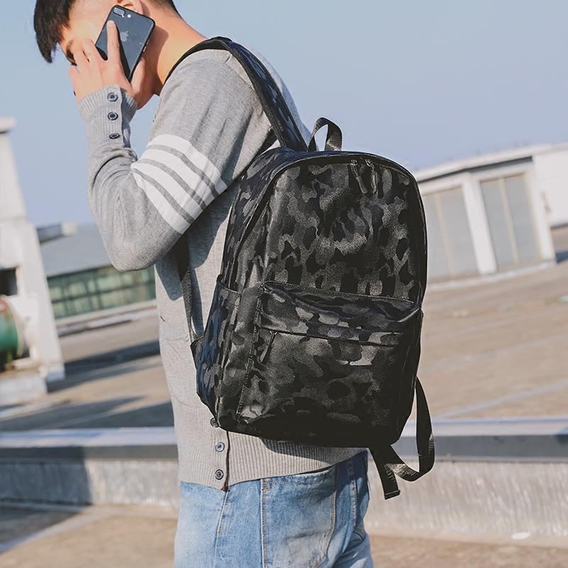 6a9cf72dde Fashion Men Camouflage Waterproof Backpack Leisure Outdoor Travel bag bags  Luggage Backpack Youth Computer Backpack