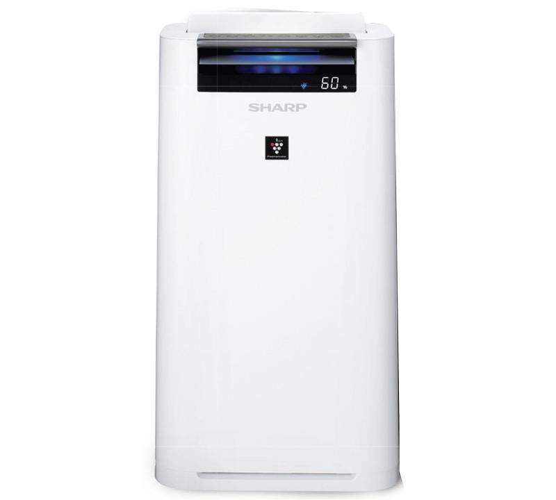 Sharp 28m2 KC-G40E-W Air Purifier with Humidifying Functions Singapore