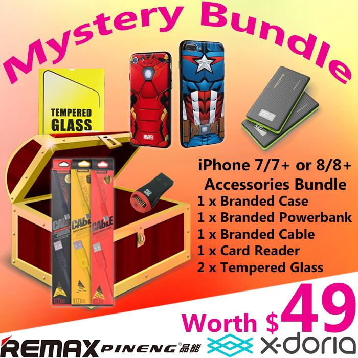 Compare Price Iphone 7 7 Plus Accessories Mystery Bundle Oem On Singapore