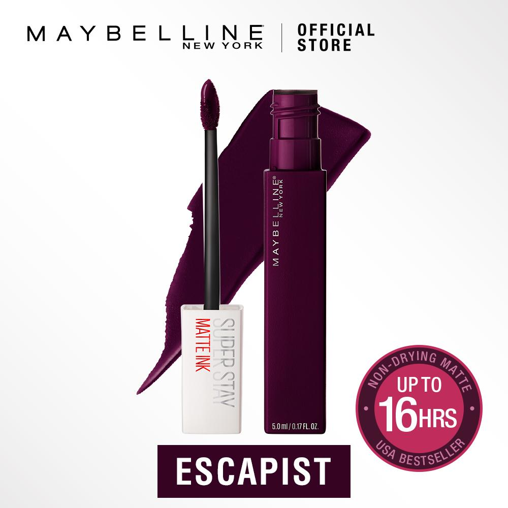 Get Cheap Maybelline Superstay Matte Ink Liquid Lipstick