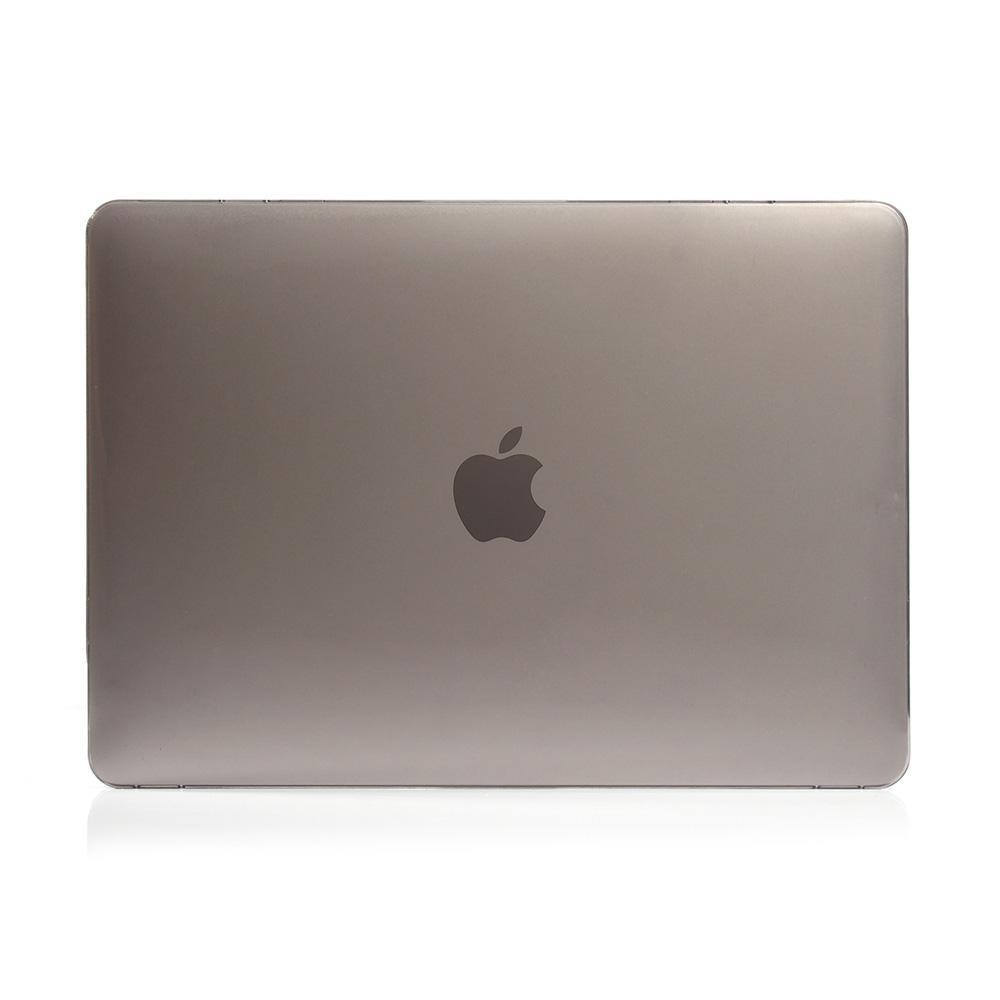 Tas Laptop Crystal Case Untuk MacBook 12 / Air 116 133 / Pro Retina 13 15 inci dengan Touch Bar 2016 Baru + Penutup Keyboard Transparan