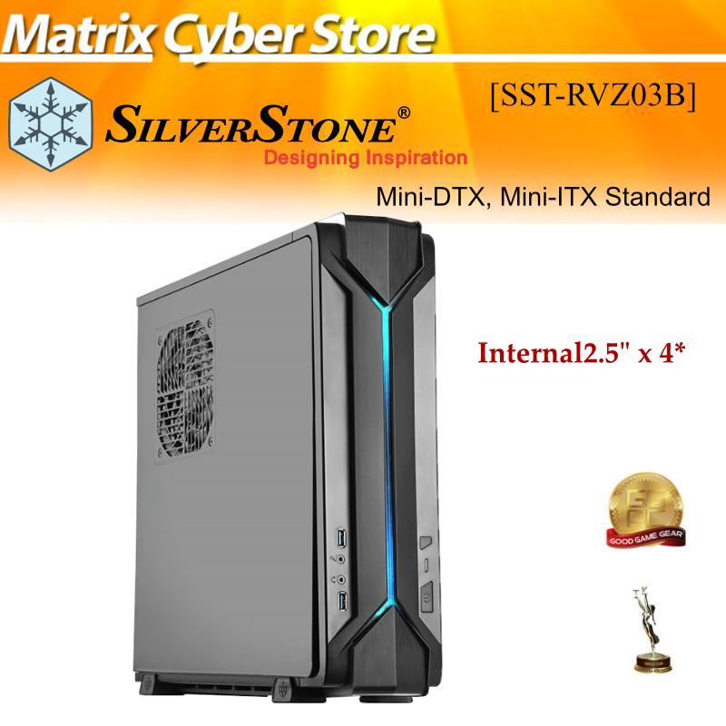 Silverstone Raven Series Sst Rvz03B Mini Itx Case Best Price