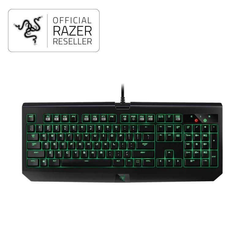 Razer BlackWidow Ultimate Stealth 2016 - Mechanical Gaming Keyboard Singapore
