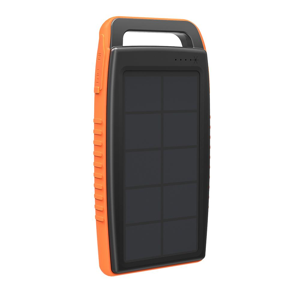 Ravpower 15000Mah Water Dust Shockproof Solar Power Bank Ip66 Rating Rp Pb003 Review