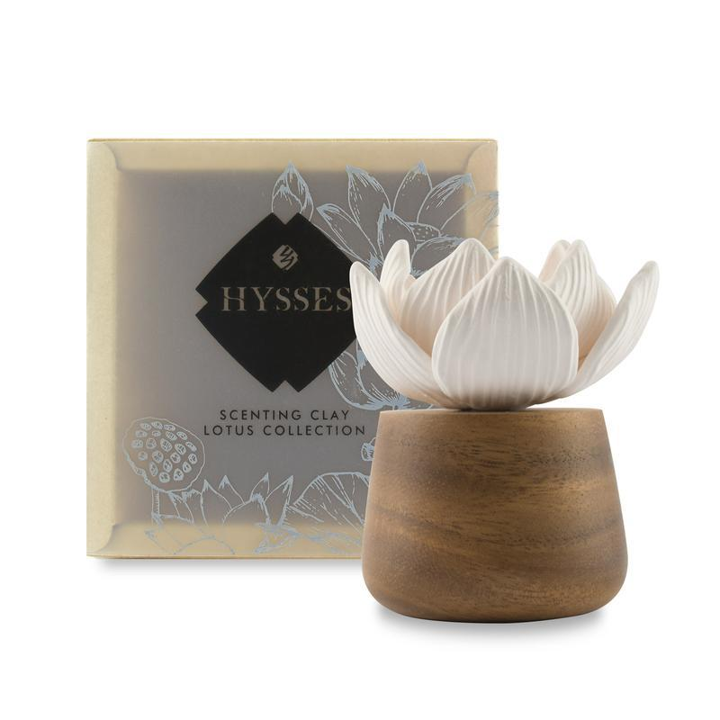 Hysses Lotus Flower Refreshment