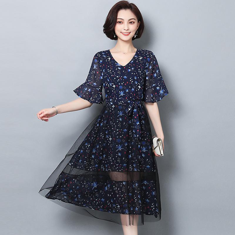 Korea Fashion Style Baru Jumpsuit Gadis Rok Anak Renda Gaun Putri Source · MM Gaun Sifon Baru Ukuran Besar Rok Bermotif Bunga