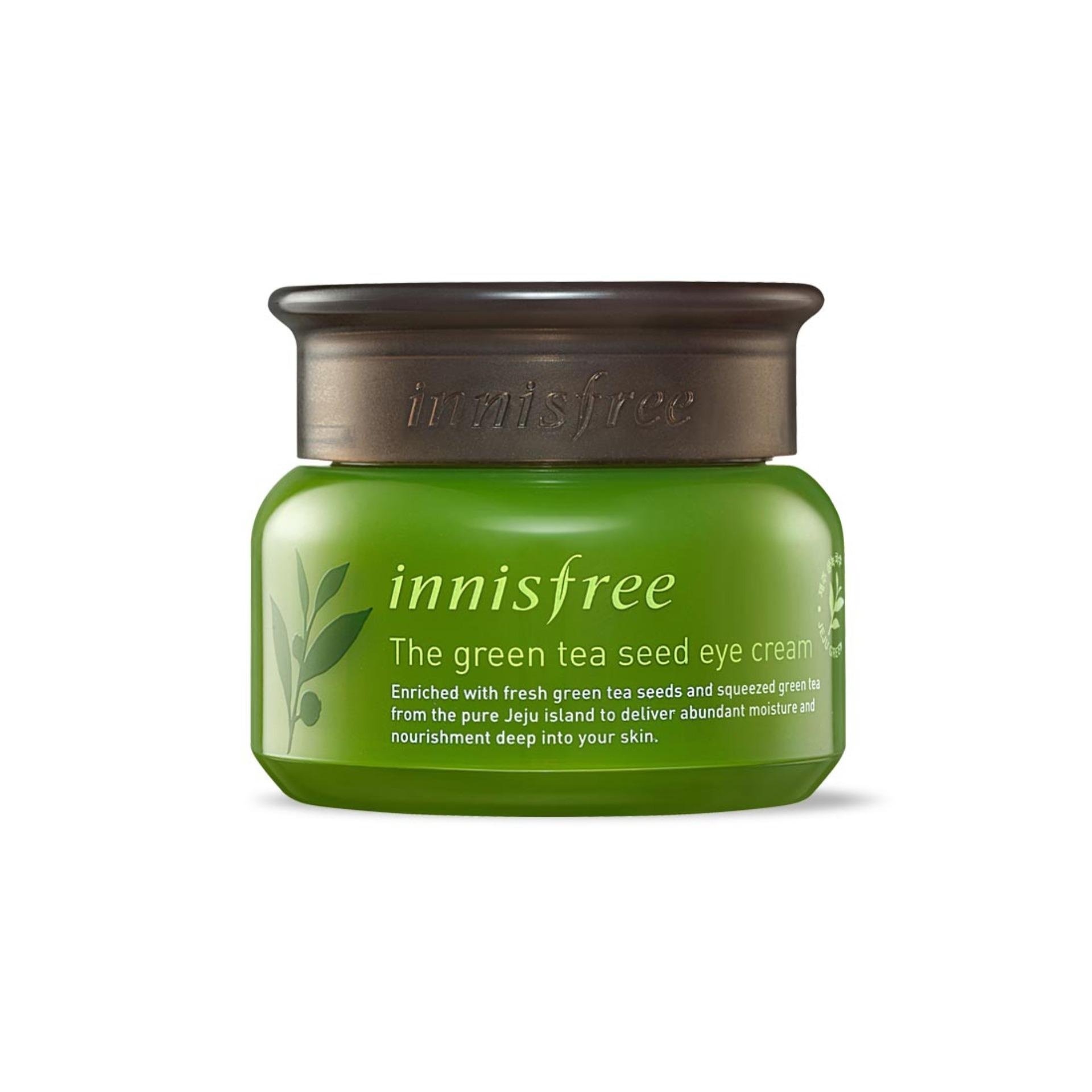 Best Deal Innisfree The Green Tea Seed Eye Cream 30Ml