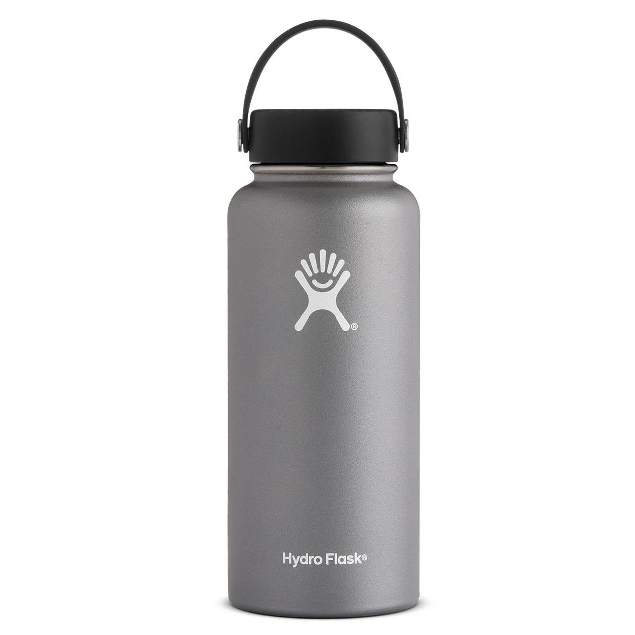 Shop For Hydro Flask 32Oz Wide Mouth Water Bottle Graphite