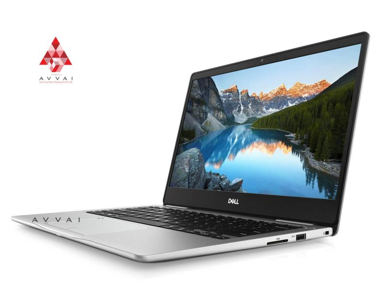 [LATEST ARRIVAL- 2018] DELL 8th Gen Inspiron 13 7000 Series 2 in 1- 7373- i7-8550U (6MB Cache, up to 3.4 GHz) 16 GB, DDR4, 2400MHz 512 SSD , Windows 10 Home 13.3-inch [1920x1080]FHD IPS Truelife LED-Backlit Narrow Border Touch Display Era Grey Cover