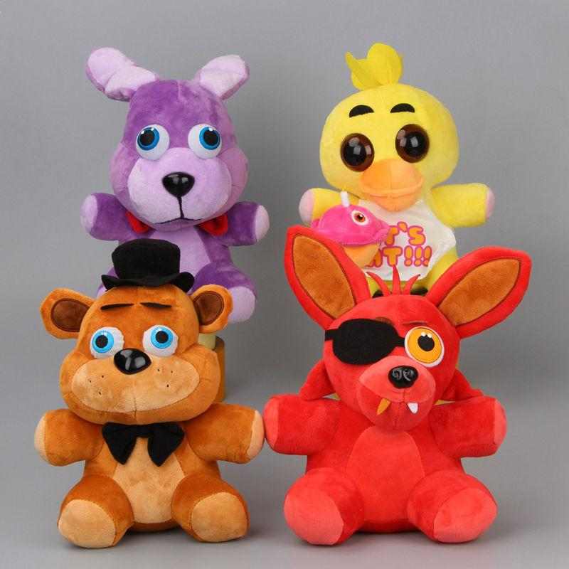 Lima Malam Di Freddy Ini 4 Freddy Fnaf Fazbear Teddy Beruang Rubah Chica  Bebek Bonnie Kelinci 3340328448