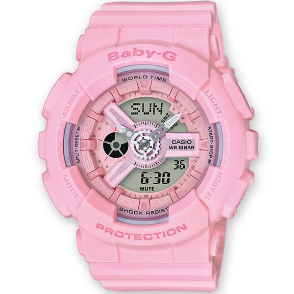 Low Price Baby G Sporty Pink Watch Ba 110 4A1 Ba 110 4A1Dr Ba 110 4A1Er