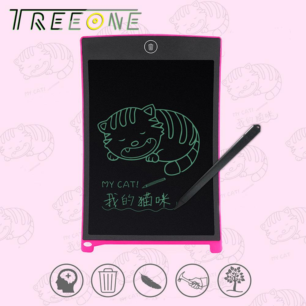 Retail Lcd Writing Tablet 8 5 Inch Screen Drawing Board Gifts For Adults Kids And Children At Home Sch**l Or Office
