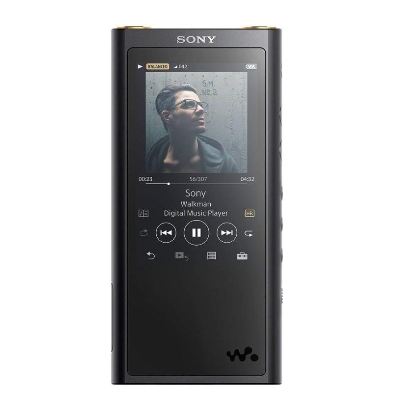 Sony NW-ZX300 High Resolution Walkman 64GB Singapore