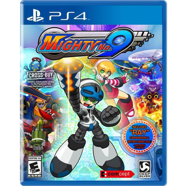 Buy Ps4 Mighty No 9 Us R1 Cheap On Singapore
