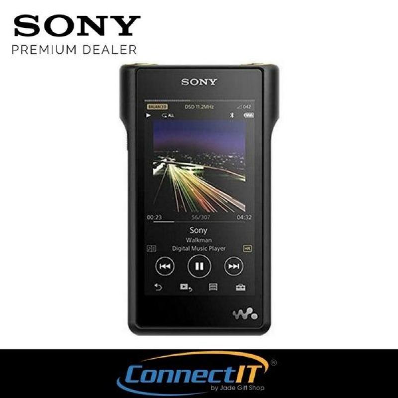 SONY High Resolution Digital Audio Player Walkman NW-WM1A B (Black) Singapore