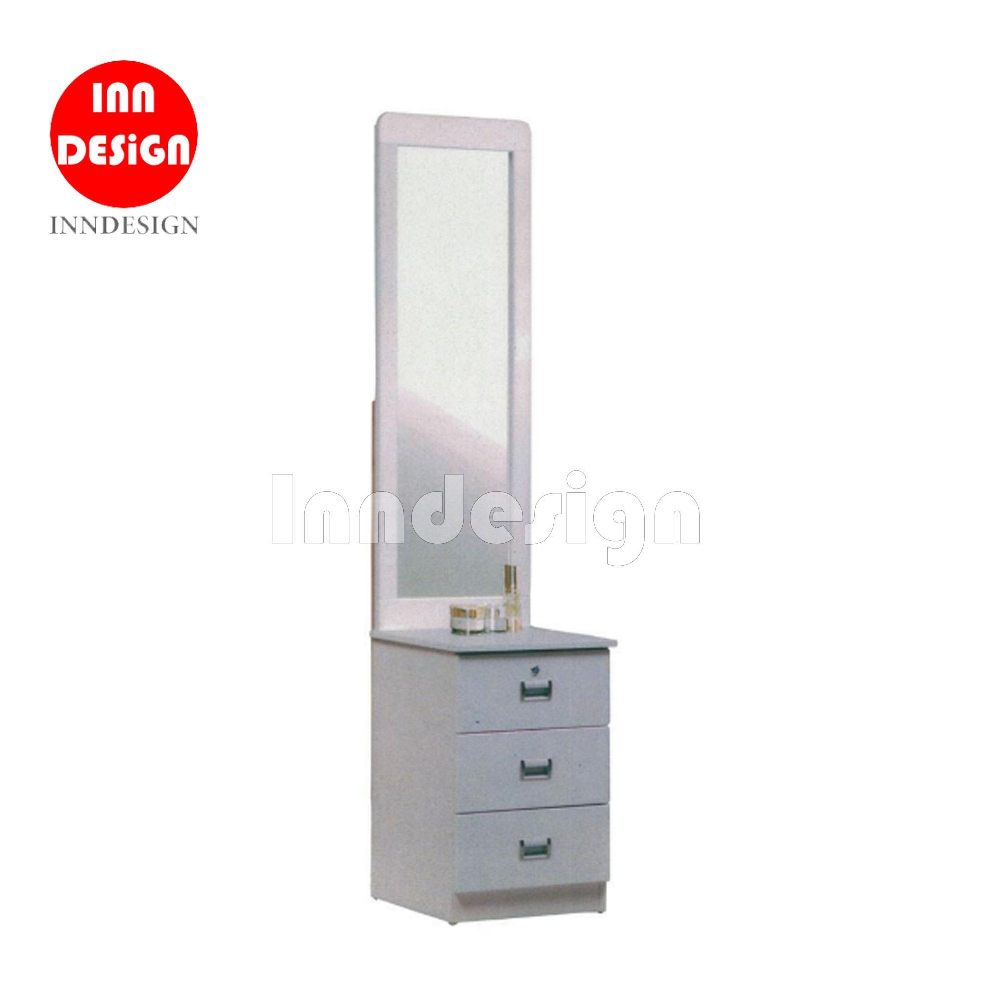 Alende White Dressing Table
