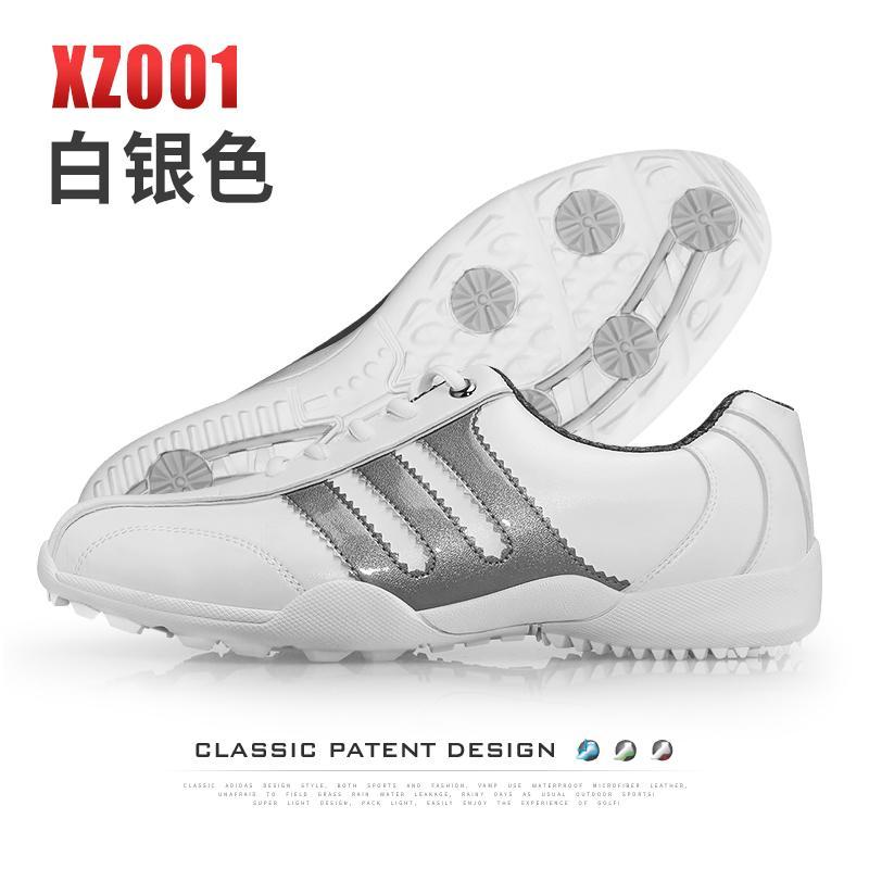 PGM GOLF Sepatu bola Model pria Tahan Air Sepatu model klasik Adidas angin tinggi rasio performa