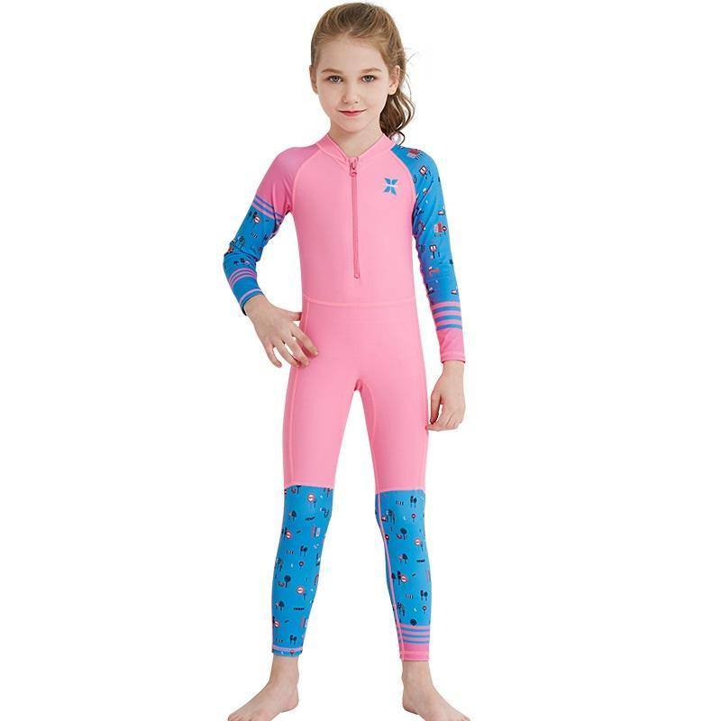 Buy Girls Swimwear Kids Swim Suit Online Lazada