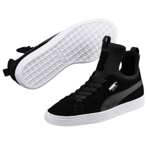 Buy Puma Suede Fierce Wn S Sneakers Puma Black Puma Blackpuma Black Puma Black