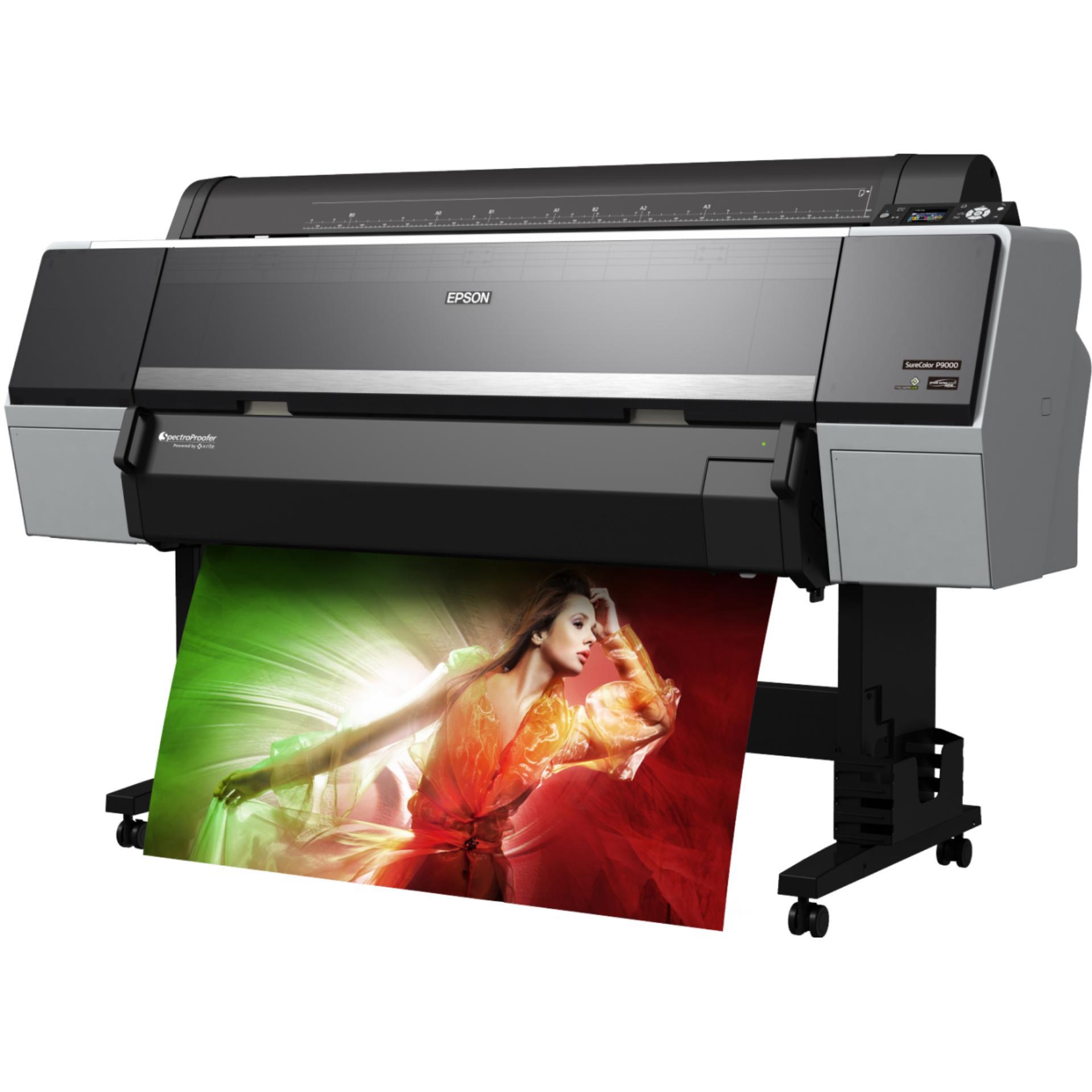 Epson Surecolor Sc-P9000 Violet Version Printer