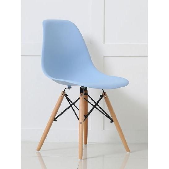 Best Blmg Jellya Basic Chair Skyblue Free Delivery